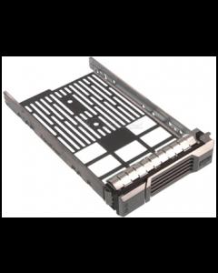 "Dell EqualLogic Y79JP LFF Large Form Factor 3.5"" SAS/SATA Hard Disk Drive Caddy w/ screws"