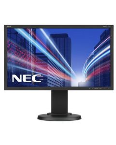 NEC E224WI BK - 22Wide Screen TFT LCD Black/Black  :  Screen Rotation  :  LED Backlight : EPEAT Silver : IPS Panel (Manufacturer's SKU:60003584)'