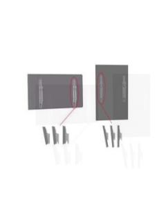 NEC W82 - Wall Mount Bracket for LCD8205 (Manufacturer's SKU:100012463)'