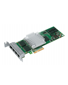 Intel EXPI9404PTL PT Quad Port Low Profile Server Adapter 10/ 100/ 1000Mbps PCI-Express 4 x RJ45