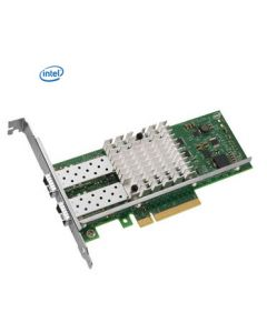Intel Ethernet Converged Network Adapter X520-DA2 OEM Supplied with Both Low and High profile brackets