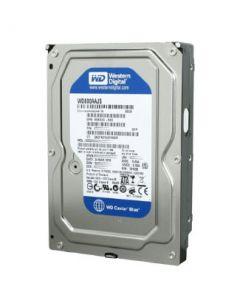 """Western Digital WD800AAJS 80GB 7200 RPM 8MB Cache SATA 3.0Gb/s 3.5"""" Internal Hard Drive Bare Drive"""