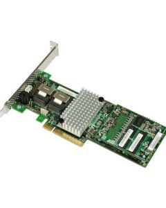 LSI 9341-8i MegaRAID SAS PCI-Express 3.0 x8 Low Profile SATA / SAS High Performance Eight-Port 12Gb/s RAID Controller