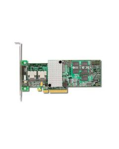 LSI MegaRAID SAS 9260-8i KIT - storage controller (RAID) - SAS 6Gb/s - PCIe 2.0 x8 - plug-in card - low profile