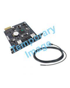 UPS Network Management Card 2, HTTP,HTTPS,SMTP,SNMP v1,SNMP v3,TCP/IP,Telnet, RJ-45 10/100 Base-T, 90g