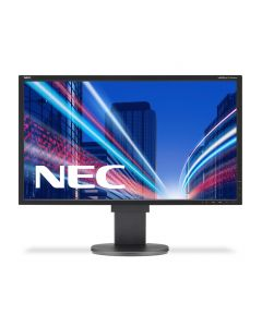NEC EA224WMI BK - 22Wide Screen TFT LCD Black/Black  :  Screen Rotation  :  W-LED Backlight : Very Slim : IPS Panel (Manufacturer's SKU:60003336)'