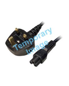 1.8 m, Power plug type G/C6, M/F, Black