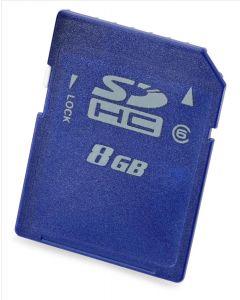 8GB SD Enterprise Mainstream Flash Media Kit