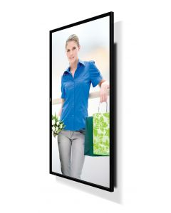 NEC X552S - 55TFT LCD : LED Backlit : Super Slim (43.3mm Deep)  - Option Slot (Manufacturer's SKU:60003329)'