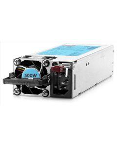 HP 500W Flex Slot Platinum Hot Plug Power Supply Kit