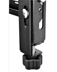 NEC PD02VWMFS4655P - High-end video wall mount with manual front service for single installation of XUN/V- and P- and XS-Series in a video wall. Connector Kits have to be ordered separately. Portrait orientation only. (Manufacturer's SKU:100013099)'
