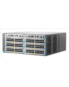 HP 5406R zl2 Manageable Switch Chassis - 6 x Expansion Slots - Rack-mountable