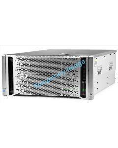 2x Intel Xeon E5-2630 v3 (2.4GHz, 20MB), 32GB (2 x 16GB) RDIMM, 8 Hot plug SFF SAS/SATA HDD, Smart Array P440ar/2GB, 2x 800W PS