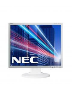 NEC EA193MI - 19TFT LCD White/Silver : Screen Rotation : LED Backlight : EPEAT Silver : IPS Panel (Manufacturer's SKU:60003585)'